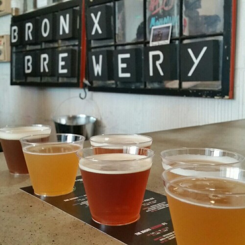 bronx brewery 500x500 - One busy day in New York City: Bronx Brewery, Yankees, Last Week Tonight & more