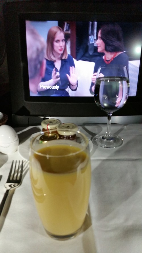 cathay-pacific-first-class-smoothie