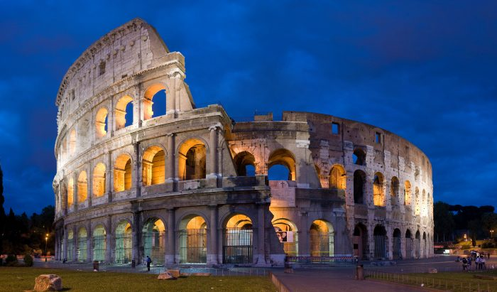 colosseum in rome italy 700x411 - Travel Contests: May 27th, 2020 - Italy, Bali, Ireland, & more