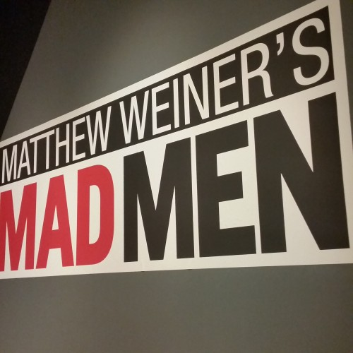 matthew weiners mad men 500x500 - A visit to the Museum of the Moving Image in Astoria, Queens, New York