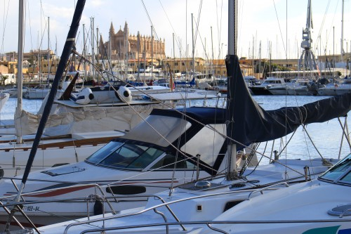 palma harbor 500x333 - Top 10 things to do in Palma de Mallorca, Spain: Around The World