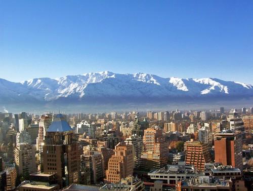 santiago chile 500x377 - Travel Contests: December 14, 2016 - Chile, Peru, Colorado, & more