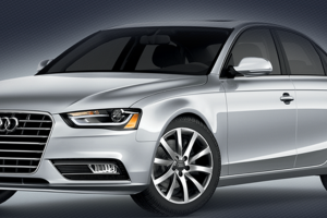 silvercar audi a4 300x200 - How to rent a car if you're under 25 - use Silvercar!