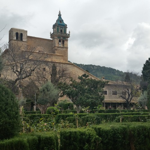 valldemossa gardens mallorca 500x500 - Valldemossa, Mallorca, Spain: Around The World