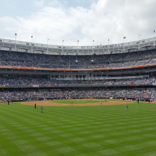 yankee stadium 500x500 - One busy day in New York City: Bronx Brewery, Yankees, Last Week Tonight & more