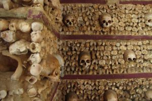 chapel of bones capela dos ossos faro 300x200 - Photo of the Day: Chapel of Bones, Faro, Portugal