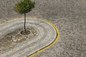 faro portugal cobblestones 300x200 - Photo of the Day: Street mosaic, Faro, Portugal