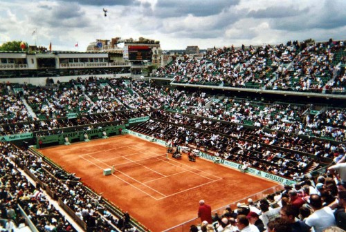 french open 500x336 - Travel Contests: June 3, 2015 - Morocco, French Open, Mexico & more