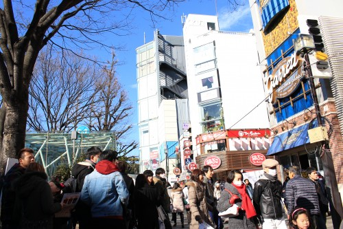 garrett popcorn shop harajuku japan 500x333 - Exploring Shinjuku, Harajuku, & Shibuya + my first Ichiran ramen experience - Tokyo, Japan