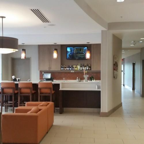 hyatt house bar 500x500 - Hyatt House Pittsburgh South Side: Hotel Review