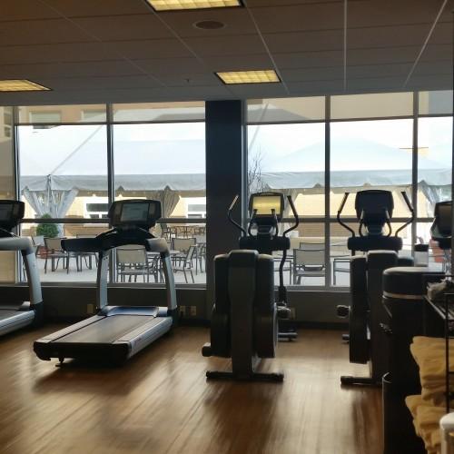 hyatt house gym 500x500 - Hyatt House Pittsburgh South Side: Hotel Review