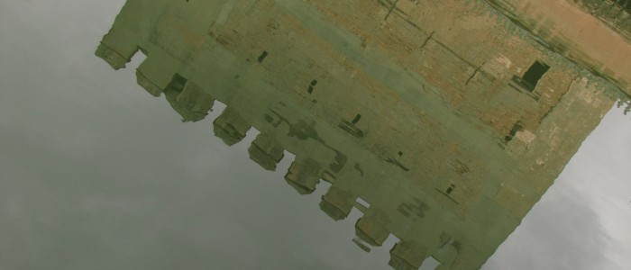 la alhambra reflection court myrtle 700x300 - Photo of the Day: Chapel of Bones, Faro, Portugal
