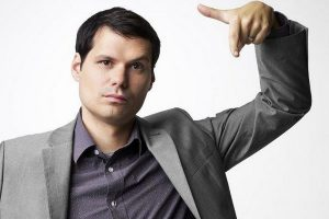 michael ian black delta 300x200 - Comedian Michael Ian Black fights Delta Airlines on Twitter on behalf of fellow passengers