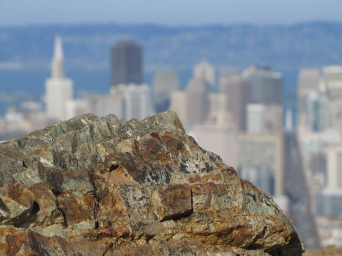 san francisco from twin peaks 700x525 - Photo of the Day: Downtown San Francisco from Twin Peaks