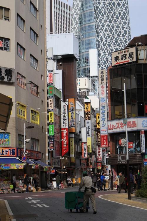 shinjuku japan day 500x750 - Exploring Shinjuku, Harajuku, & Shibuya - Tokyo, Japan
