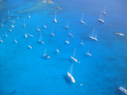 st bart sailing 500x375 - Travel Contests: June 10, 2015 - St. Barts, Paris, Brazil & more