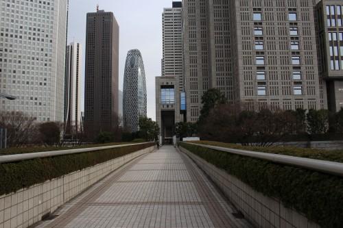 tokyo metropolitan shinjuku 500x333 - Exploring Shinjuku, Harajuku, & Shibuya - Tokyo, Japan