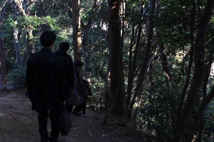 daibutsu hiking course 700x467 - A day trip to Kamakura from Tokyo, Japan