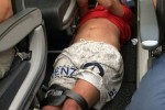drunk man taped russia 150x100 - Passengers use tape & seatbelts to subdue drunken man on Siberia Airlines