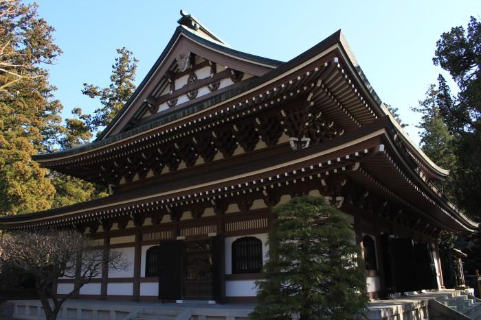 engaku ji shrine 700x467 - A day trip to Kamakura from Tokyo, Japan
