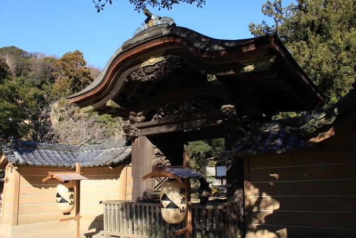 engakuji temple kamakura 700x467 - A day trip to Kamakura from Tokyo, Japan