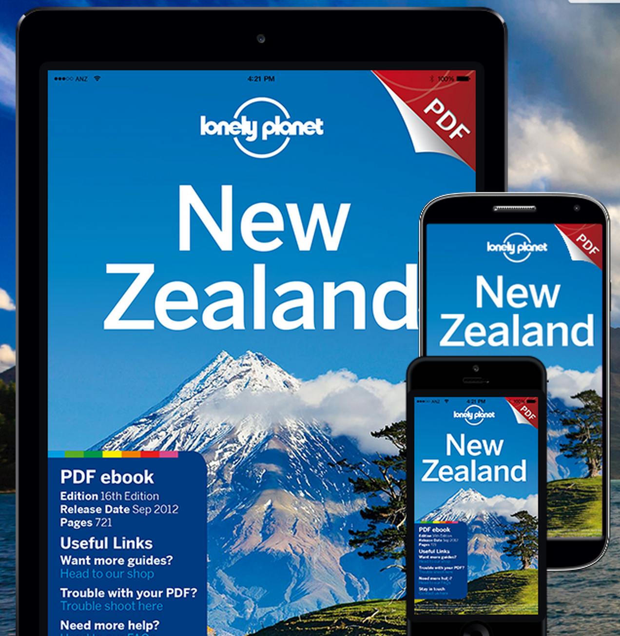 Get A Free Lonely Planet New Zealand Guidebook From Air New Zealand   Everybody Hates A Tourist