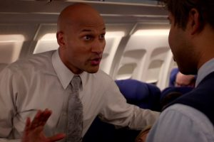 "key peele turbulence 300x200 - Key & Peele: ""Prepared for Terries"" & ""Airplane Showdown - Turbulence"""