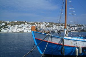 mykonos greece 300x200 - Travel Contests: June 7, 2017 - Greece, Mexico, St. Lucia