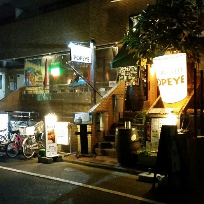 popeye tokyo 700x700 - The best craft beer in Tokyo, Japan