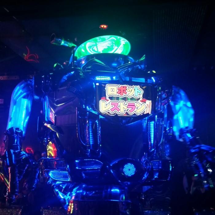 robot restaurant tokyo 700x700 - Exploring the toilets, arcades, & Robot Restaurant in Shinjuku - Tokyo, Japan