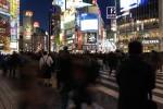 shibuya crossing 150x100 - Exploring Shinjuku & Shibuya - Tokyo, Japan