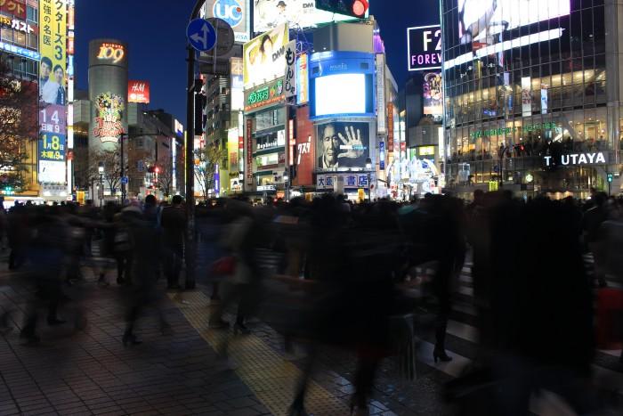shibuya crossing tokyo 700x467 - Travel Contests: November 18, 2015 - Tokyo, Rome, Super Bowl & more