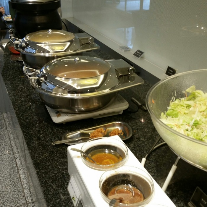 tokyu stay nishi shinjuku breakfast 700x700 - Tokyu Stay Nishi Shinjuku hotel review: Around The World