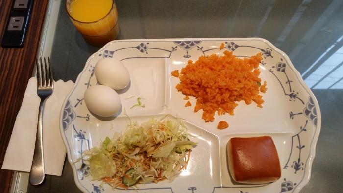 tokyu stay nishi shinjuku food 700x394 - Tokyu Stay Nishi Shinjuku hotel review: Around The World