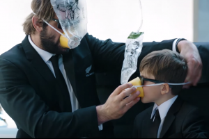 air new zealand men in black 300x200 - Air New Zealand releases rugby & Men In Black-themed safety video
