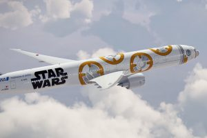 ana star wars bb8 300x200 - ANA announces two more Star Wars planes, plus flight schedule
