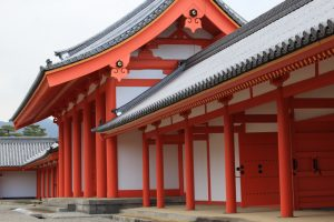 imperial palace kyoto 300x200 - A visit to Imperial Palace, Philosopher's Walk, Ginkakuji Temple + eating at one of the world's oldest restaurants in Kyoto, Japan