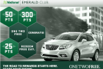 national car rental one two free 150x100 - National Car Rental announces One Two Free promo