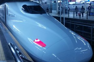 shinkansen japan 300x200 - Japan Rail Pass, Shinkansen, & Narita Express train reviews