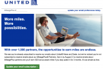 united free miles e mail 150x100 - Get 500 United miles for signing up for e-mails
