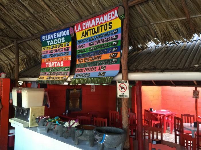 antojitos la chiapaneca tulum 700x525 - 24 hours in Tulum, Mexico