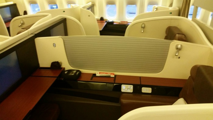 jal first class suites 700x394 - Japan Airlines First Class Suite 777-300ER Tokyo Narita NRT to Los Angeles LAX review