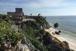 tulum ruins beach 150x100 - Travel Contests: January 30, 2019 - Bali, Tulum, California, & more