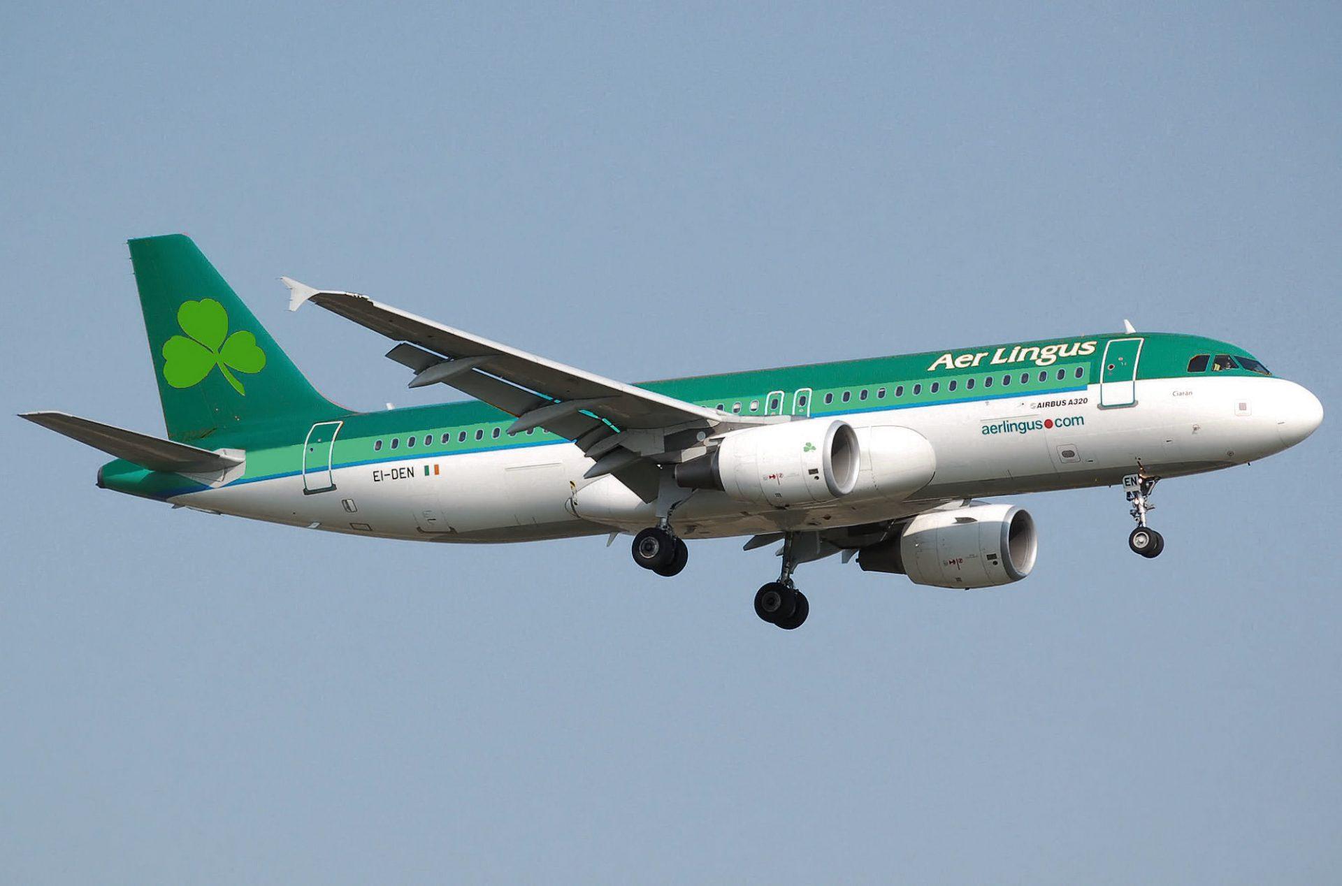 Man bites airline passenger, then dies on Aer Lingus