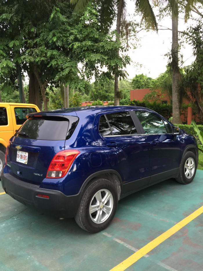 cancun car rental 700x933 - 24 hours in Cancun, Mexico – A trip to Chichen Itza
