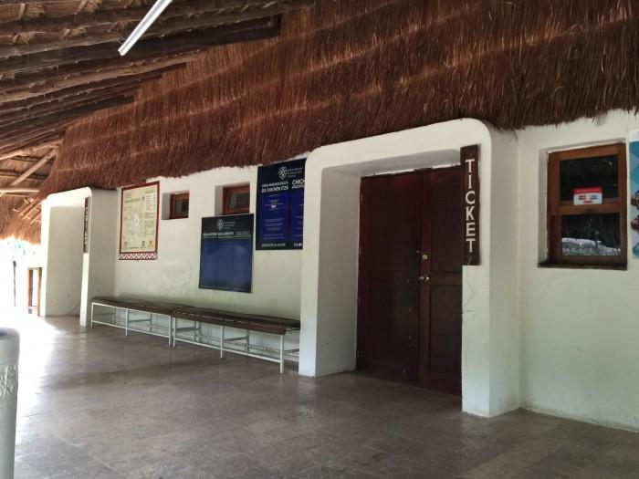 chichen itza back entrance 700x525 - 24 hours in Chichen Itza, Mexico