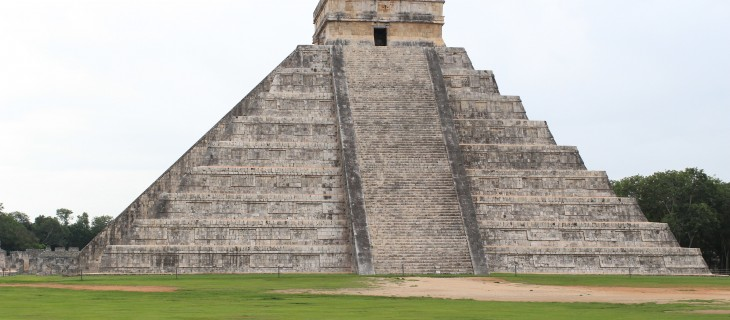 el castillo chichen itza 730x320 - Travel Contests: February 14, 2018 - Mexico, China, Paris, & more