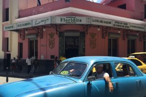 floridita havana 300x200 - Drinking with Ernest Hemingway in the bars of Havana Vieja, Cuba