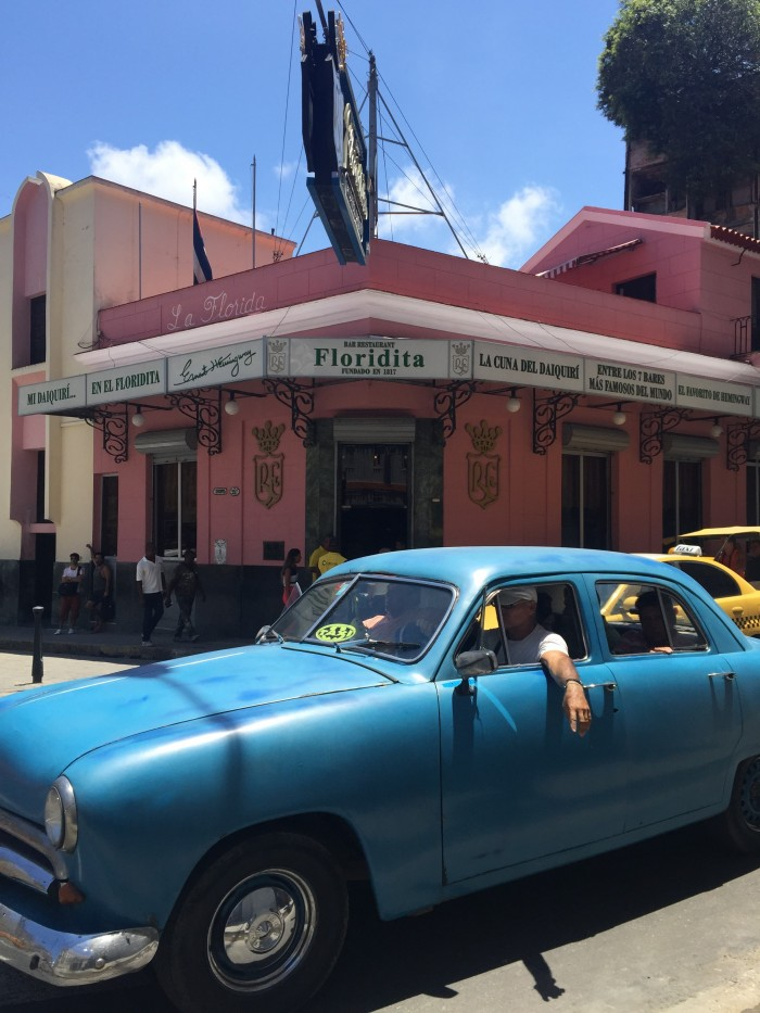 floridita havana 700x933 - Travel Contests: April 20, 2016 - Cuba, Australia, South Africa & more