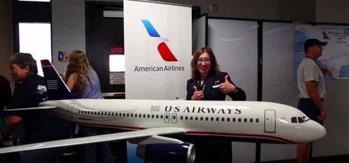 usairways final flight 700x327 - Video: Watch the last flight of USAirways